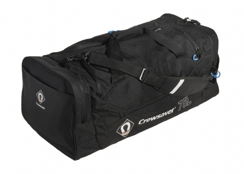 Wet And Dry Holdall 75Ltr Black Crewsaver Dinghy Bag
